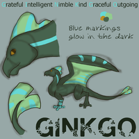 Ginkgo Reference by Trinitite