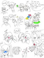 Hetalia Latina : Conflictos by DannaWoodPillow
