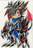 Azrael by LuceTheHedgehog