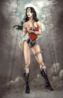 Wonder Woman 2012 by timothylaskey