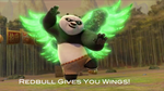 Kung Fu Panda - Redbull Gives You Wings! by Destiny3000