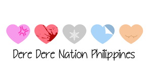 Dere Dere Nation Philippines (K-Lunae's Watermark) by piechie