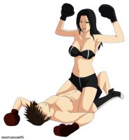 boxer girl 02 vs guy 01_007 COM by DKSTUDIOS05