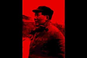 Mao, in red by christiansocialism