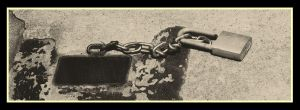 Lock and Chain by ccangel33