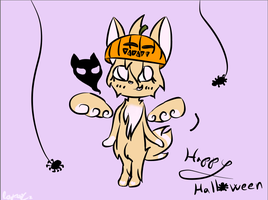 Happy Halloween! by Lopoicz