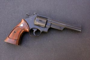 Dirty harry  M29 .44 Magnum by Matsucorp