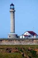 Point Arena Lighthouse by heavenly-flower12