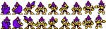 Mage Bot sprites by protomank