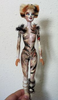 Cats Doll - Jellylorum by BWCat