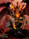 Abyssal Warden Advanced. by el-grimlock