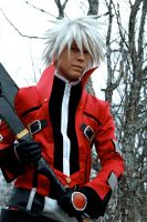 Ragna the Bloodedge Cosplay 2 by Elffi
