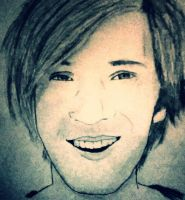 pewdiepie drawing by jt0002