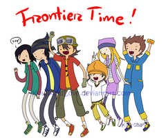 Frontier time! by KoujiAndLove
