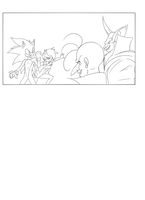 Sonic Quantum - Page 1 WIP by Shen-fn-Woo