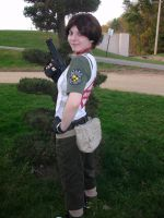 Rebecca Chambers by LunasSong23