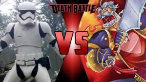 TR-8R vs Leeroy Jenkins by FEVG620