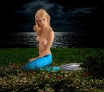 Mermaid Angelique ~ Will You Be My Valentine? by sirenabonita