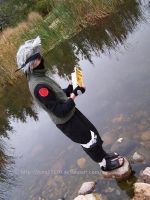Kakashi cosplay 3 by Jynx17170