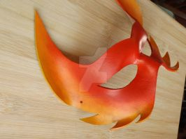leather mask by CreationsMJF