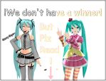 No Win !! by KamyXx