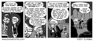 Journal Comic - The Fun In Funeral by tyhalley