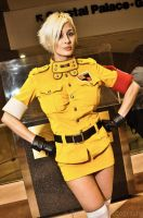 Marie-Claude Bourbonnais as Seras Victoria by RonGejon