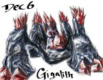 POKEDDEX Challenge - Dec 6 GIGALITH by afrolady114
