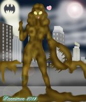 Female Clayface Again! by DannimonDesigns