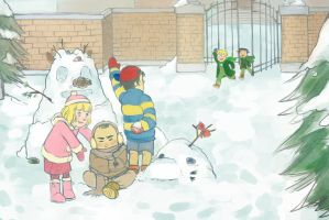 Winter! by T1mco