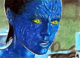 Mystique - ACEO by Sofera