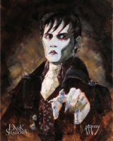 Barnabas Collins by AdamAntaloczy