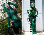 Madame Hydra - Mean in Green by yayacosplay