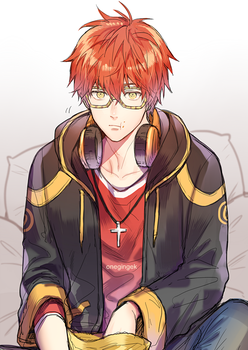 707 by kanapy-art