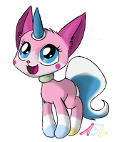 Unikitty by QuynzeL