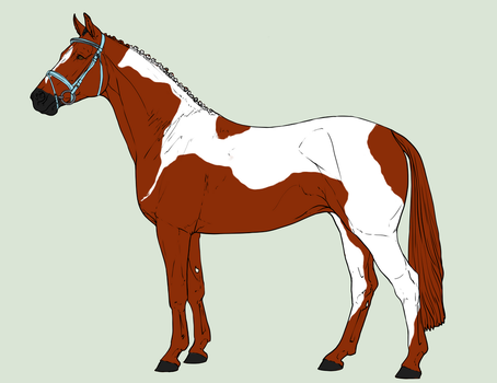 Horse adopt (open) by LoveOfTheHeart69