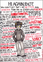 Your name is KARKAT VANTAS by 0windyday0