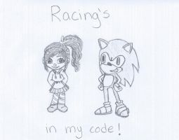 It's In My Code! by CreativityBlossom