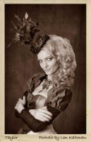 Steampunk Portrait by ArtReferenceSource