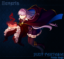 PF8: Iluveria by Pokey-Chan