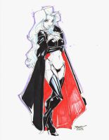 Lady-death by rantz