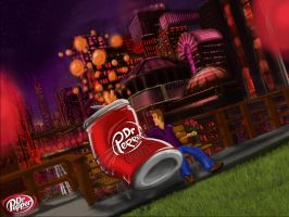 A Date with Dr Pepper by BenGregoire