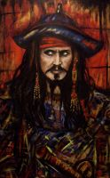 Captain Jack by amoxes