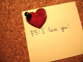 PS: I Love You by screamst