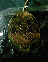 Opeth Pendant by silenceofmind