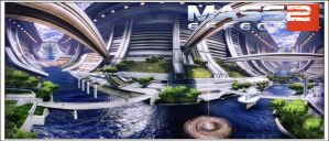 Mass Effect 2 - Panorama V by Riot23