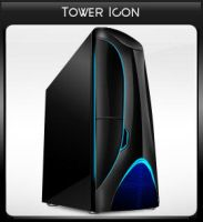 Tower Computer by CreativeGeekDesigns
