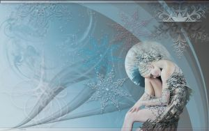 snowqueen by libidules