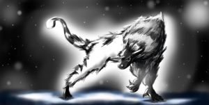 MYTHIMON - :Boreon: by Zelda206