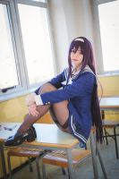 Utaha Kasumigaoka by MarinyanCosplay